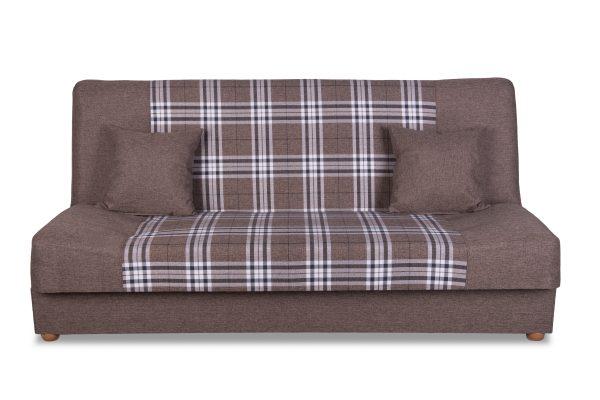 Раскладной диван-кровать с ящиком для белья модель Джесс-Q