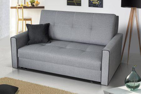 ספה דו-מושבית נפתחת למיטה