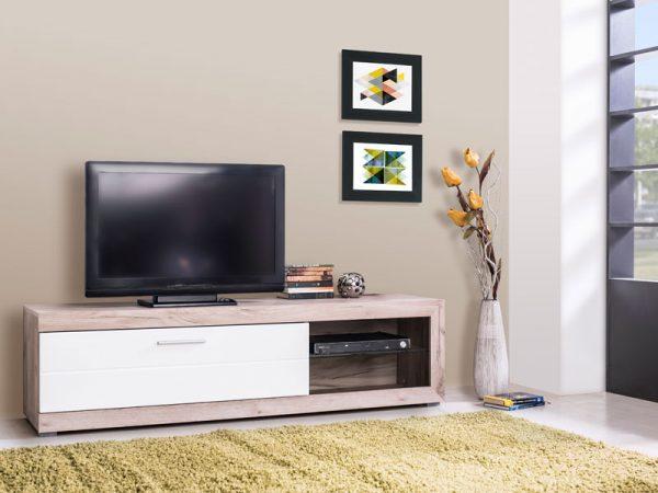 מזנון טלוויזיה דגם RIZO מעוצב מודרני