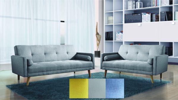 Мягкая мебель для гостиной 3+2 модель NICOLE