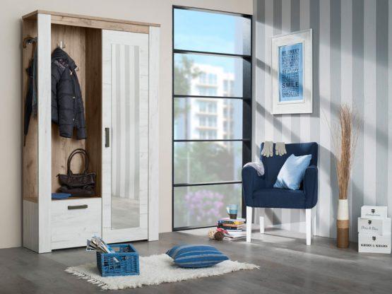 ארון לחדר כניסה דגם WANDA