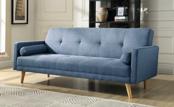 Диван-кровать модель NIKA-BLUE