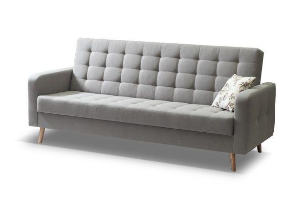 ספה מעוצבת נפתחת למיטה דגם ANNA
