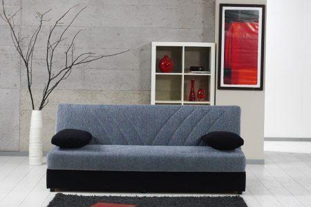 ספת אירוח תלת מושבית דגם VENTURO מעוצבת בד