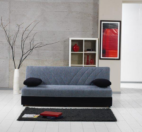 Небольшой удобный диван-кровать модель VENTURO