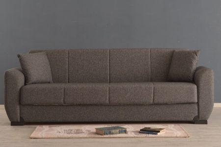 ספה דגם NEGEV נפתחת למיטה כוללת ארגז מצעים