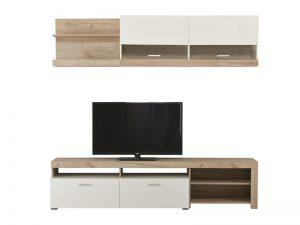 מזנון טלוויזיה לסלון דגם FLORIDA בעיצוב מדהים ומודרני