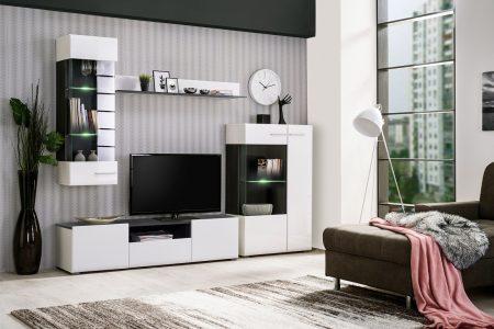 מזנון טלוויזיה מעוצב לסלון