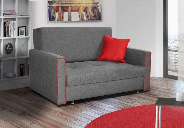 Небольшой двухместный раскладной диван модель Вита-2