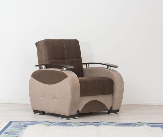 כורסא מעוצבת דגם MONACO-1