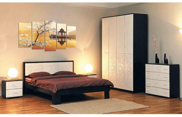 Готовая спальня ROSE-VENGE