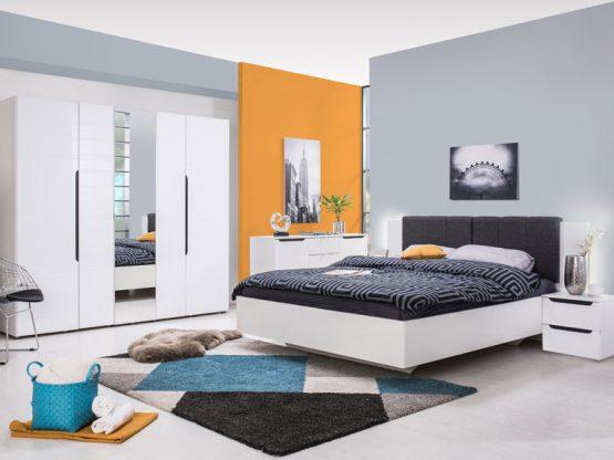 מיטה זוגית 200/160 דגם CARMEN