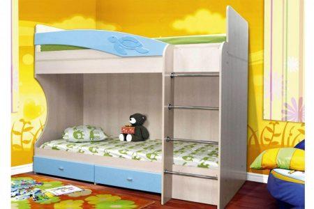מיטה קומותיים לילדים ADEL