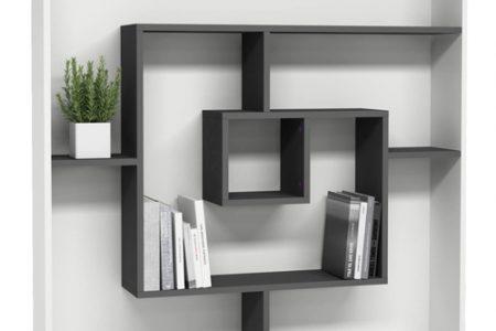 ספריה בעיצוב ספירלה FELIX