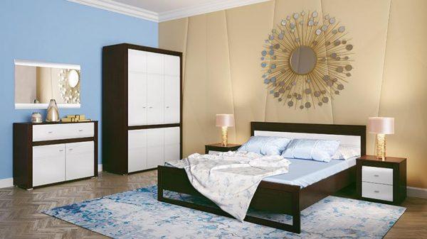 חדר שינה מודרני קומפלט CARMEN