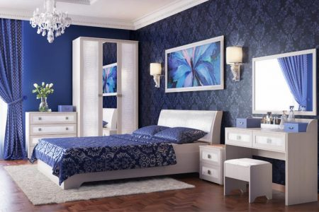 חדר שינה קומפלט QUEEN