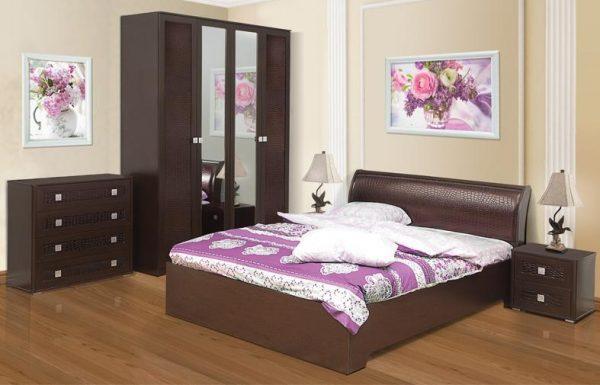 Комплект спальни модель SHEILA