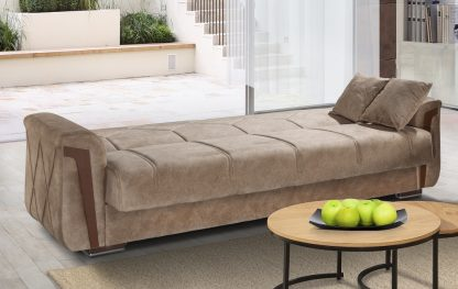 ספה מעוצבת נפתחת למיטה דגם FARO
