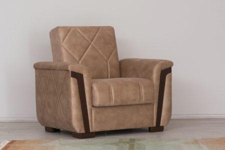 כורסא מעוצבת דגם FARO-1