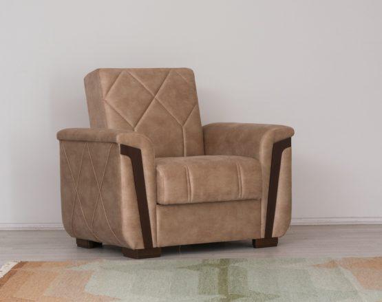 Кресло с ящиком для белья модель FARO-1