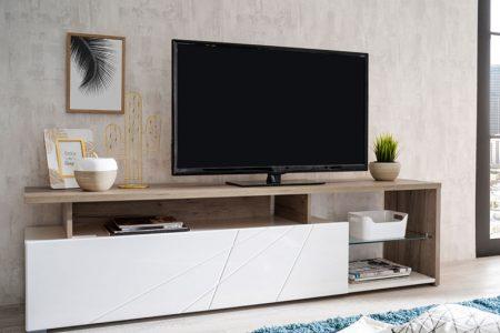 שידת טלוויזיה לסלון דגם Carolina