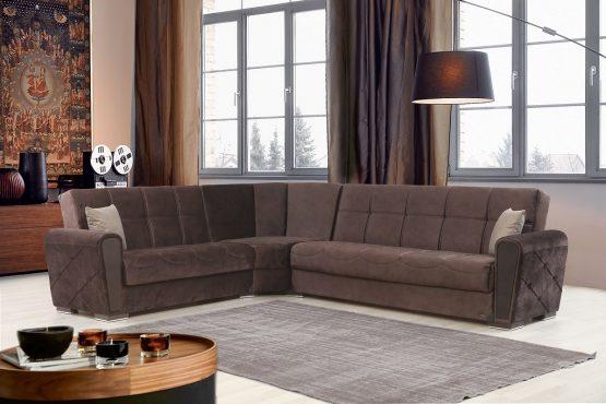 Угловой диван-кровать OSCAR-1