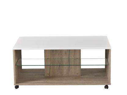 שולחן סלון על גלגלים דגם-185