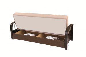 ספה מעוצבת נפתחת למיטה דגם MAYA