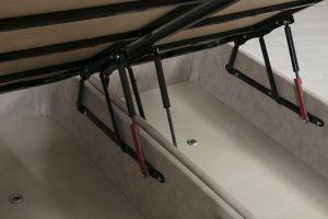 מיטה זוגית 160/200 עם ארגז דגם OSTIN