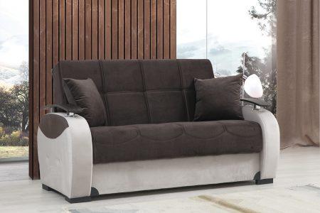 ספה דו-מושבית מעוצבת דגם MONACO-2