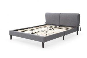 מיטה זוגית מרופדת דגם DONNA-GRAY