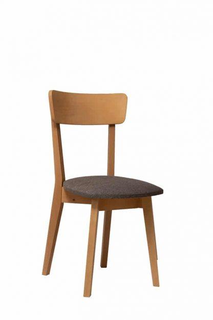 כיסא אוכל עץ מלא דגם 12