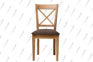 כסא אוכל מעץ מלא דגם 38