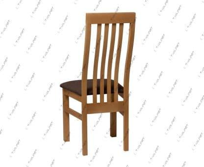 כסא עץ לפינת אוכל דגם 33
