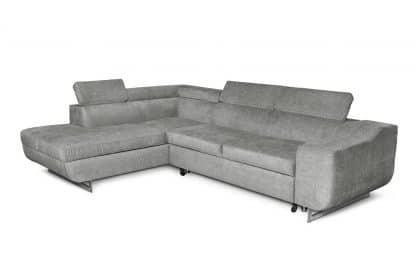 Большой удобный угловой диван MILANO