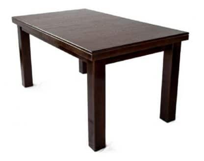 שולחן אוכל נפתח ORION עץ מלא ונגה
