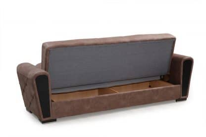 ספה מפוארת MARA חום