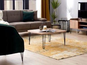 שולחן סלון מעוצב MADLEN