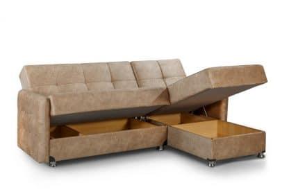 ספה פינתית קטנה ELVIS-CREAM