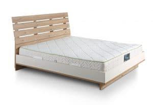 מיטה זוגית 160/200 מעוצבת דגם KARMA