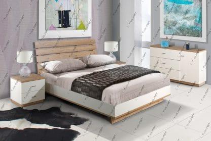 מיטה זוגית מעוצבת DIVA