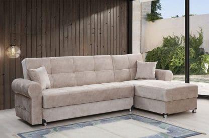 Угловой диван-кровать TALIN-1