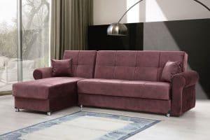 Раскладной угловой диван TALIN-4