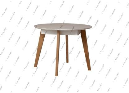 שולחן עגול נפתח MORIS-3
