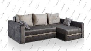 Угловой диван с большой кроватью ARGO