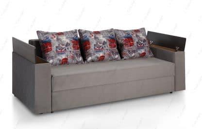 ספה נפתחת למיטה זוגית גדולה דגם BOSS