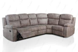 ספה פינתית עם ריקליינר MELANIE-1