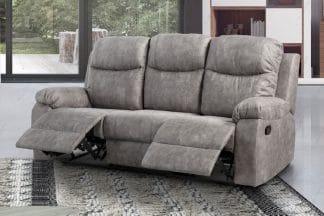 Потрясающий диван с реклайнером MILANIE