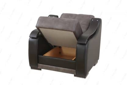 כורסא לבית דגם BELLA-GRAY