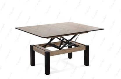 שולחן סלון נפתח לפינת אוכל דגם OPTIMUS